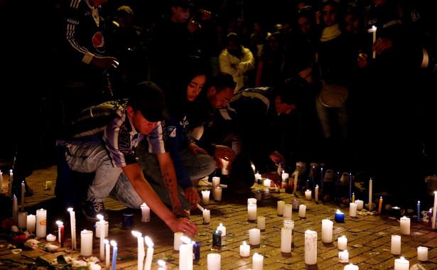 Kolumbia: Żałoba po katastrofie lotniczej