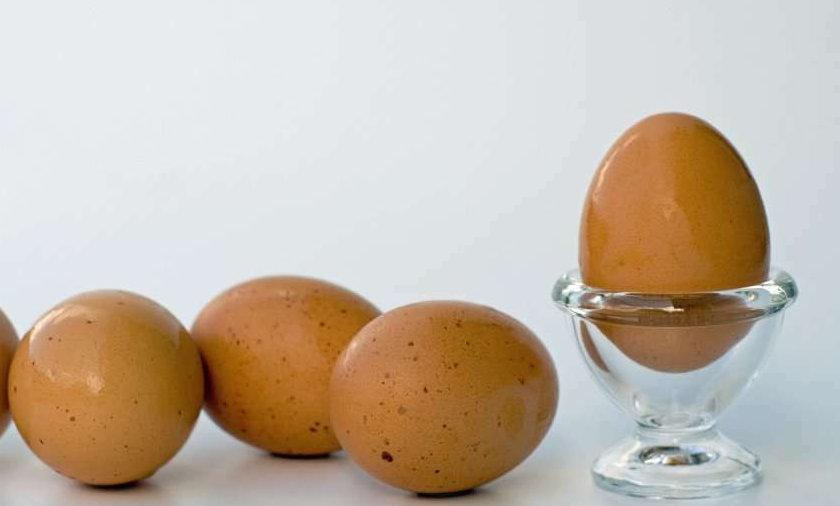 Jajka zamiast lekarstw