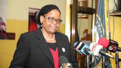 CJ Koome now asks court to dismiss case against Uhuru
