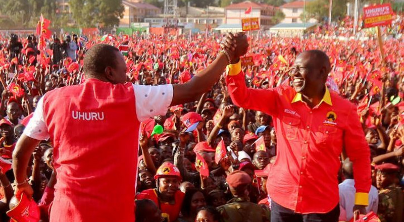 The party has been hijacked by busybodies, conmen and brokers- DP Ruto on Jubilee Pary