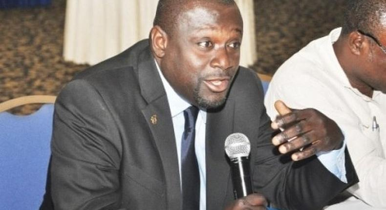 Chairman of the Finance Committee of Parliament, Dr. Mark Assibey-Yeboah