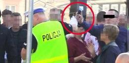 Spryskał policjanta gazem pieprzowym