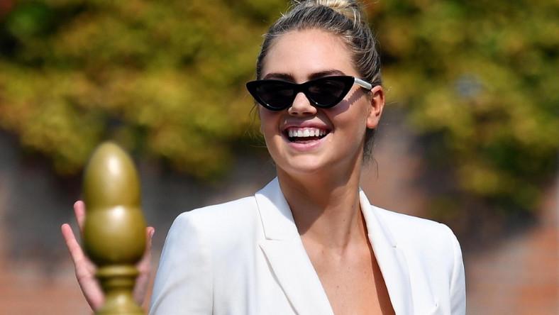 27-letnia modelka pojawiła się dziś w Wenecji...