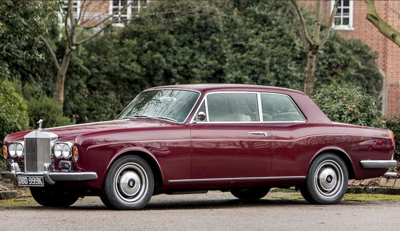 Rolls-Royce Corniche Coupe