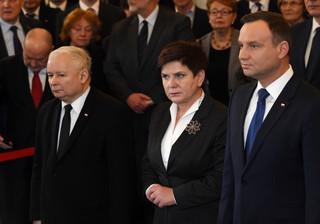 Premier w KSAP: Imię Lecha Kaczyńskiego to wielkie zobowiązanie