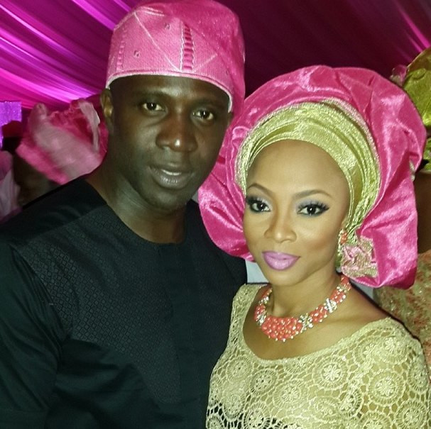 On Thursday, October 5, 2017, an Igbosere High Court in Lagos dissolved the union between Toke Makinwa and Maje Ayida, citing Maje's adulterous lifestyle as the major reason for the dissolution of the marriage.