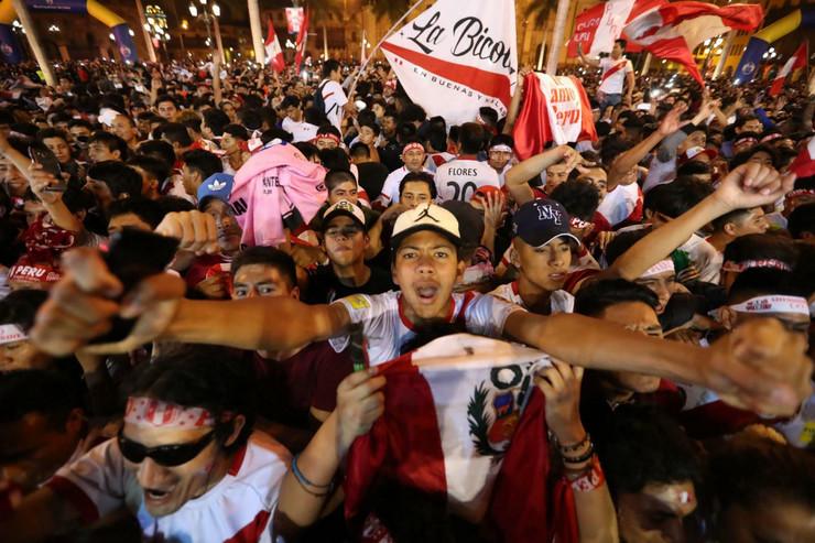 Fudbalska reprezentacija Perua