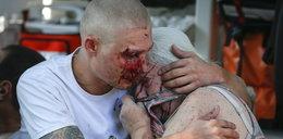 Zabici cywile na Ukrainie. Pociski spadły na cerkiew