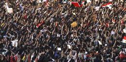 Tysiące osób w Kairze. A ma być...