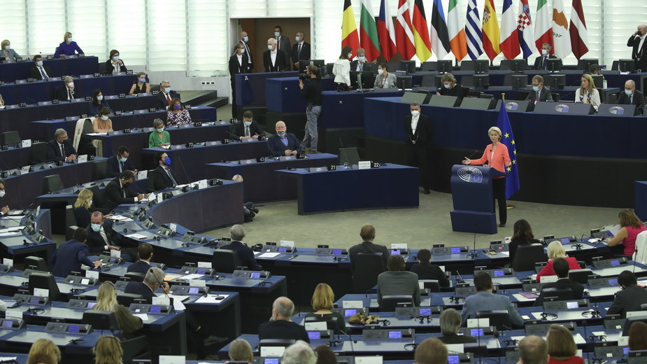 Sesja Parlamentu Europejskiego
