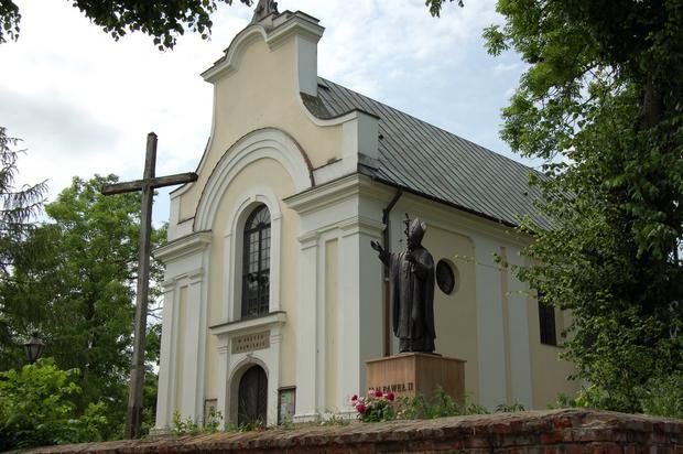 Kaplica Piłata, Góra Kalwaria