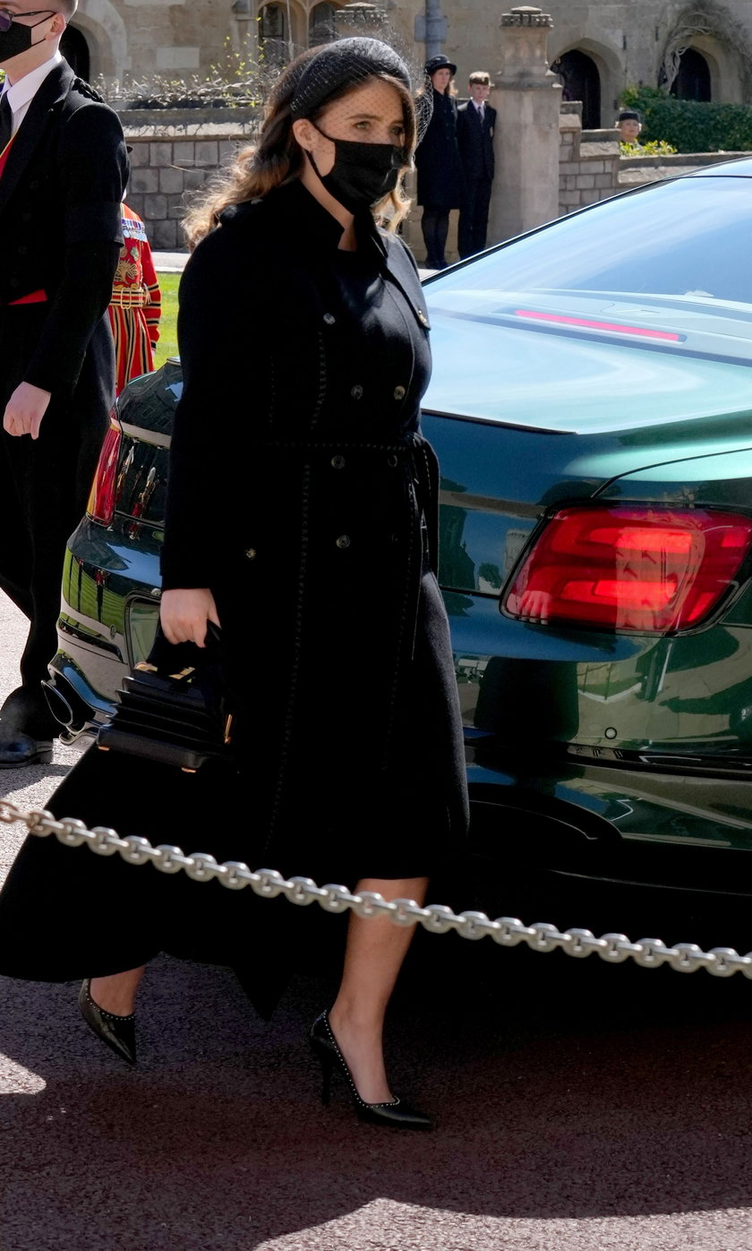 Pogrzeb księcia Filipa. Wielka Brytania żegna męża królowej