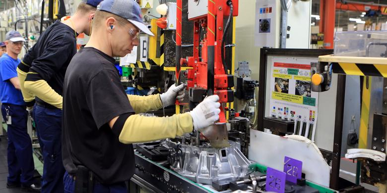 Fabryka Toyoty w Wałbrzychu – jak produkuje się silniki i...