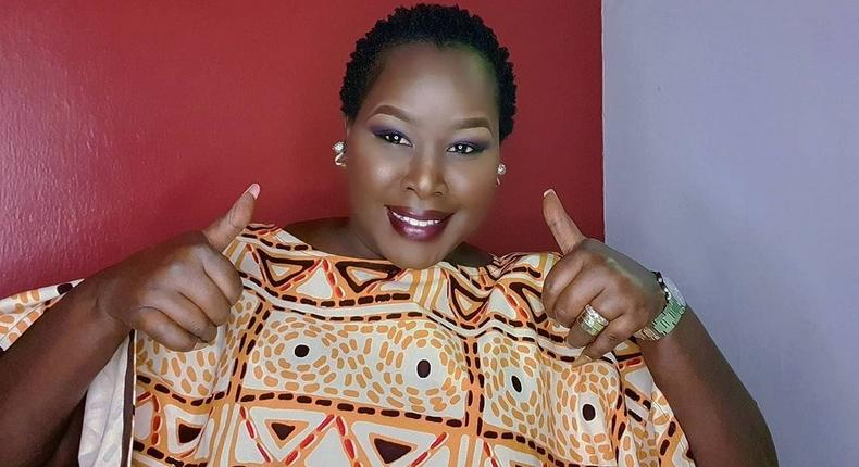 Singer Emmy Kosgei gifts mother with a brand-new car
