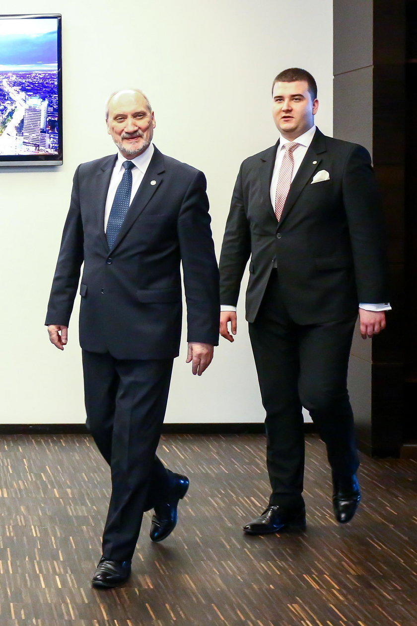 Misiewicz jest prawą ręką ministra