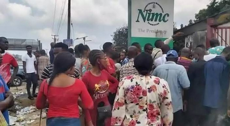 NIMC workers suspend strike, to resume enrolment on Monday