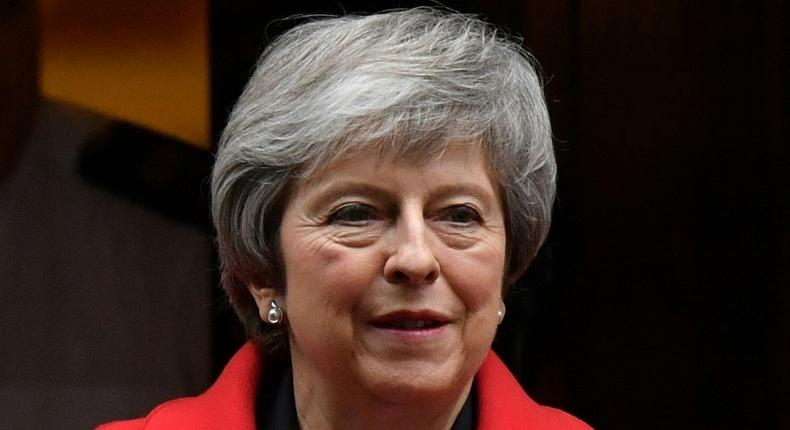 May commands a wafer-thin majority in parliament, and with opposition parties promising to vote the deal down, she cannot afford to lose more than a handful of her own MPs