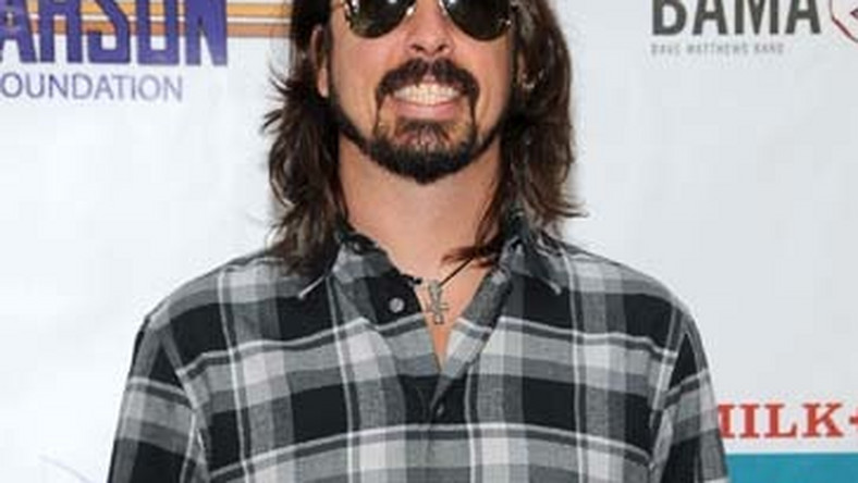 Dave Grohl (fot. Getty Images)