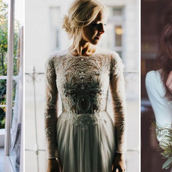 Suknie ślubne Z Długim Rękawem Zawsze Zachwycające I Stosowne Do