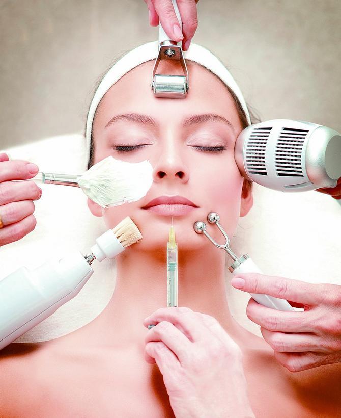 Kada preparat utrljamo u kožu, iskoristimo 10 odsto njegovog potencijala, a mezoporacijom i do 99 odsto