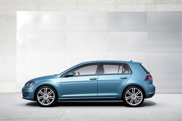 Volkswagen Golf został europejskim Samochodem Roku 2013 (Car of The Year 2013).