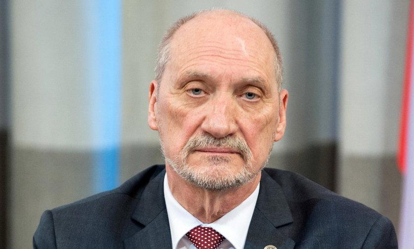 Antoni Macierewicz, były szef MSW, SKW i MON