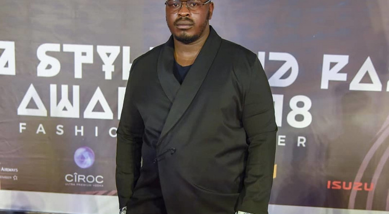 Sauti Sol's stylist, Brian Babu wins major award at the ASFA 2018
