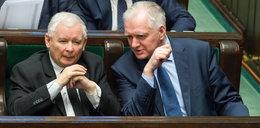Znów napięcia w koalicji. Gowin poparł kandydata opozycji