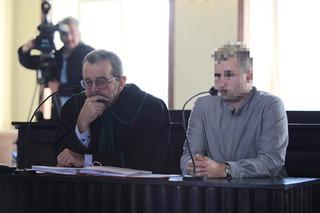 Wypadek kolumny BOR z Szydło: Kierowca fiata seicento nie przyznaje się do winy