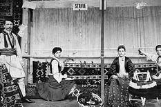 balkanska izlozba u londonu 1907