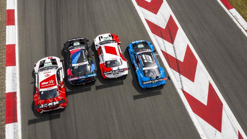 Samochody serii DTM