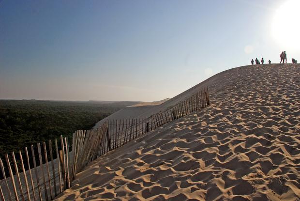 Dune du Pyla, Francja