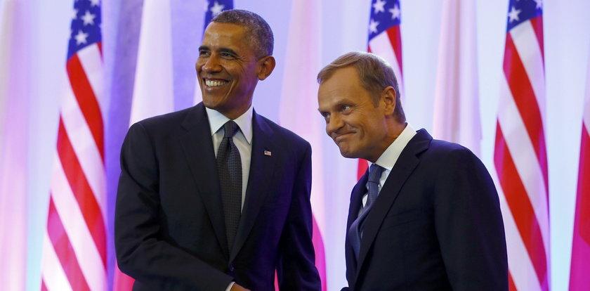 Obama obiecał miliard dolarów, a potem pojechał na szparagi z bobem