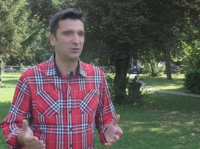 Dragan je omiljeno TV lice: A da li ste znali da je ONA njegova supruga?