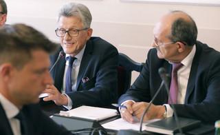 Piotrowicz: 'Niebawem' komisja rozpocznie prace nad projektem o SN