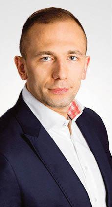Mateusz Romowicz, radca prawny