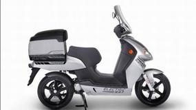 Elektryczny skuter GO!