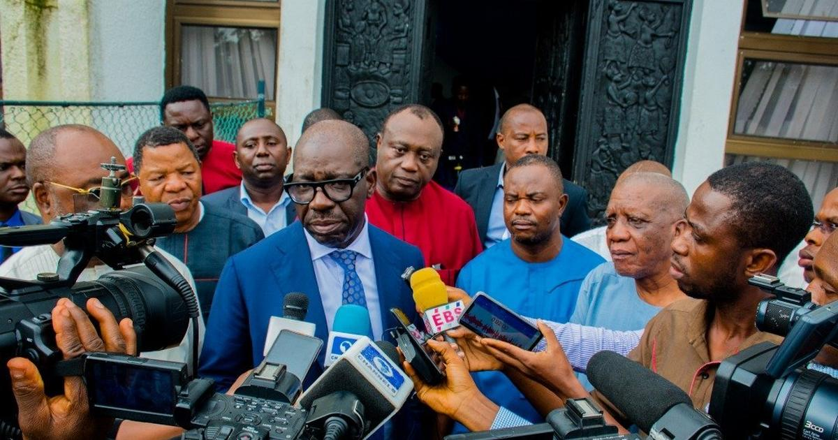 Edo APC suspends Governor Obaseki - Pulse Nigeria