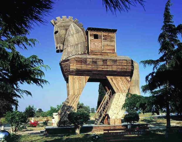 Troja. Najpiękniejsze miejsca Turcji