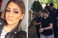 Sara Vidak uhapšena je zbog navodnog napada na sudiju iz Kotora