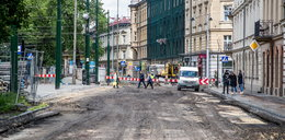 Kraków. Kierowcy gubią się na ul. Dietla