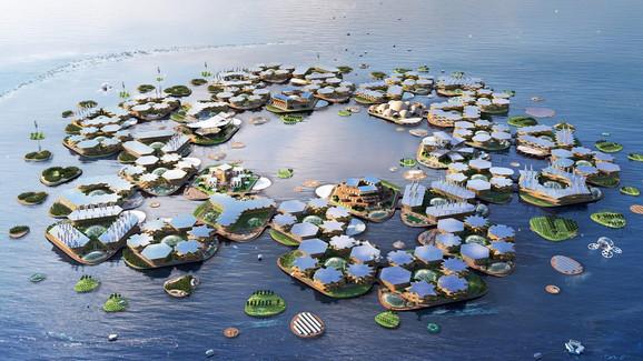 Projekt plutajućih gradova
