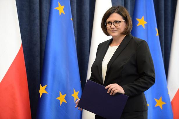 Suski o Sadurskiej: W PZU potrzeba osoby, która zna program PiS
