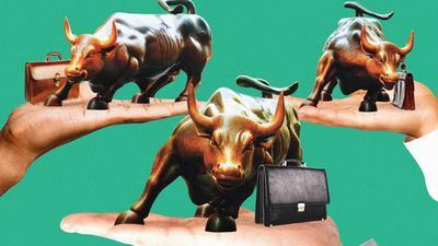 PE recruiting in overdrive - Merrill Lynch's 'Project Thunder' - Goldman's new CFO