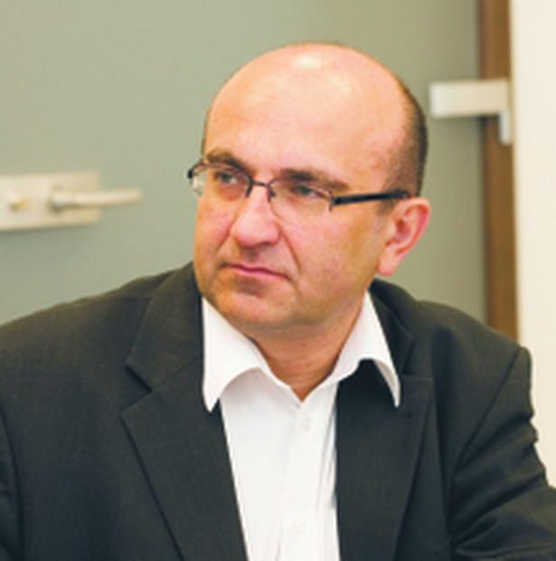 Andrzej Gantner dyrektor generalny Polskiej Federacji Producentów Żywności