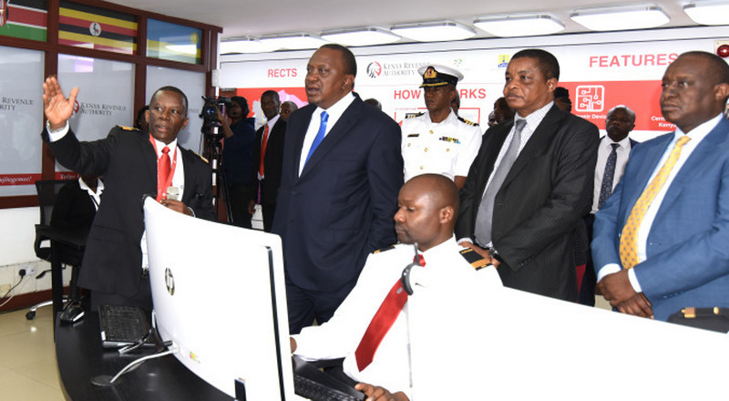 Uhuru targets smale-scale businesses in new taxes
