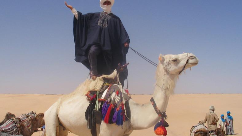 Sahara fascynuje pięknem natury i ciszą piaskowego bezkresu