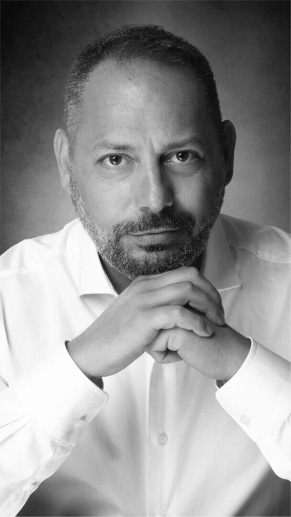 Branko Babić obrve