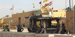 Kolejny atak na Zieloną Strefę w Bagdadzie. Dwie rakiety spadły blisko ambasady USA