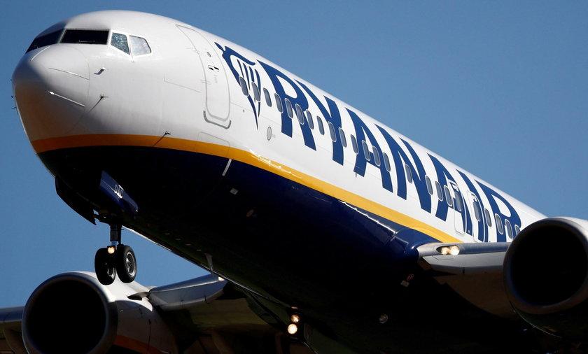 Strajk we Włoszech dotknie też pasażerów Ryanaira